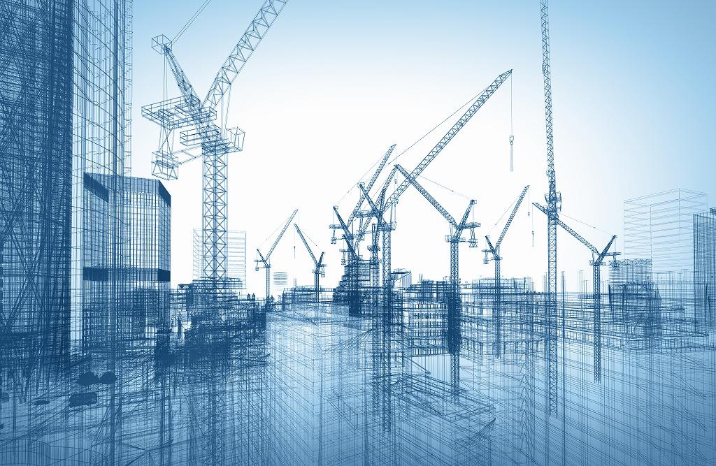 鉄骨工事の施工方法や施工手順とは?